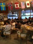 第1回国際交流カフェ